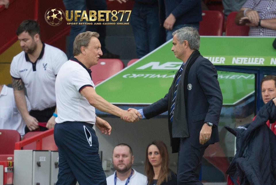 สุภาพ Jose Mourinho ถูกใจ Brian Clough